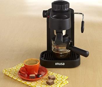 IMUSA Espresso Cappuccino Maker