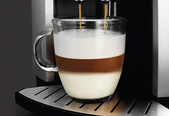 KRUPS Fully Auto Cappuccino Machine