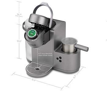 Keurig K-Cup Cappuccino Maker