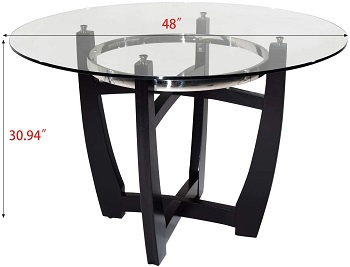 Knocbel Round Dining Table