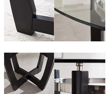 Mao 42 Round Dining Table