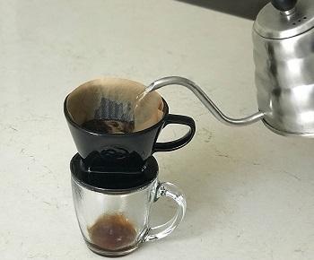Melita Pour Over Coffee Maker