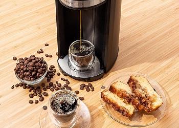 Mixpresso Grind & Brew Coffee Maker