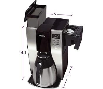 Mr. Coffee 10 Cup Coffee Maker