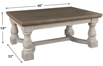 Signature Design Cocktail Table