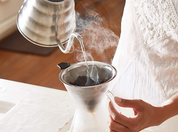 Bean Envy Pour Over Coffee Maker