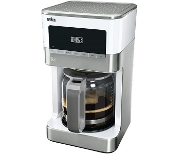 Best 12 Cup Coffee Maker For Hard Water