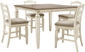 Best Antique 54 Inch Table