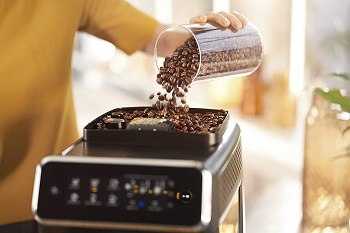 Best Autoamtic Commercial Coffee Machine With Grinder
