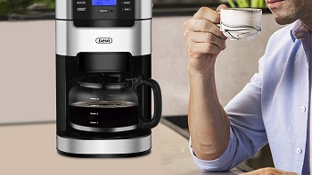 Best Automatic Burr Grind And Brew Coffee Maker