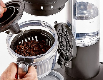 Best Automatic Single Cup Coffee Maker With Grinder