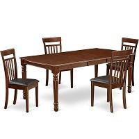 Best Big Mid Century Modern 5 Piece Dining Set Rundown