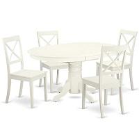 Best Big White 5 Piece Dining Set Rundown