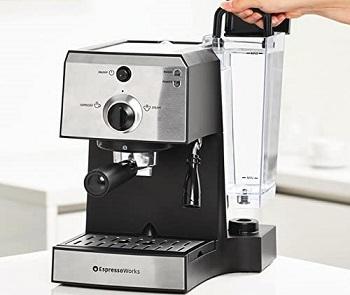Best Cheap Home Espresso Machine With Grinder