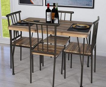 Best Cheap Modern 5 Piece Dining Set