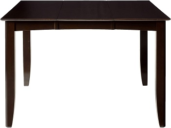 Best Counter Height 54 Inch Dining Table