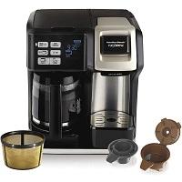 Best Drip Coffee Maker With K Cup Combo Rundown