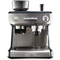 Best For Cappuccino Coffee Machine With Grinder And Milk Frother Rundown