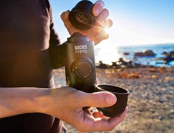 Best For Travel Fresh Ground Coffee Maker