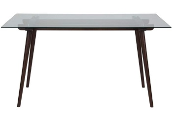 Best Glass 55 Inch Dining Table