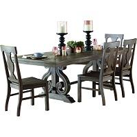 Best Oak Extendable Dining Table Set For 6 Rundown