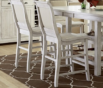 Best Of Best 6 Person Counter Height Table Set