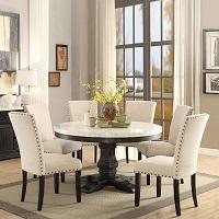 Best Of Best 6 Person Round Dining Table Set Rundown