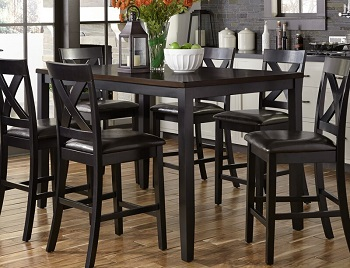 Best Of Best Counter Height Dining Table For 6
