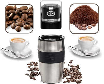 Best Of Best Small Coffee Maker With Grinder