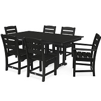 Best Patio Black Dining Set For 6 Rundown