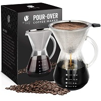 Best Pour Over Hot And Cold Coffee Maker Rundown