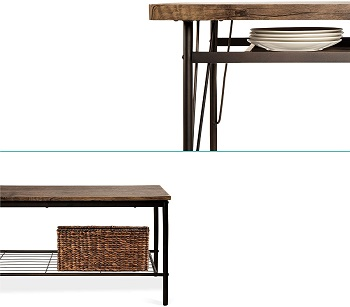Best Rectangle 55 Inch Dining Table
