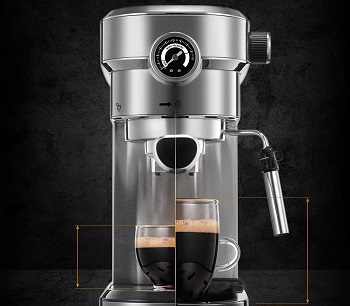 Best Small Commercial Latte Machine