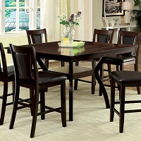 Best Square Counter Height Dining Table Set For 6 Rundown