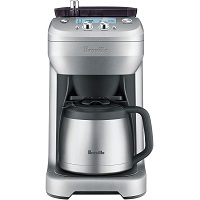 Best Thermal Commercial Coffee Machine With Grinder Rundown
