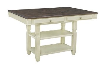 Best White Counter Height Dining Table For 6