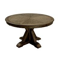 Best Wooden 54 Inch Round Pedestal Dining Table Rundown