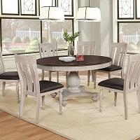 Best Wooden 6 Seater Round Dining Table Set Rundown