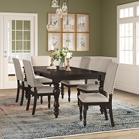 Best Wooden Extendable Dining Table Set With 6 Chairs Rundown