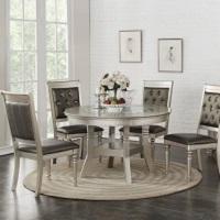 Best Wooden Silver 5 Piece Dining Set Rundown