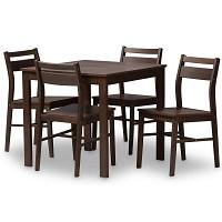 Best Wooden Small 5 Piece Dining Set Rundown