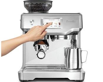 Breville Coffee Maker Barista Machine