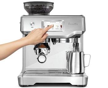 Breville Maker Barista Coffee Machine