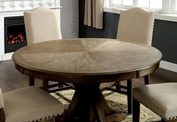 Brynne Solid Wood Dining Table