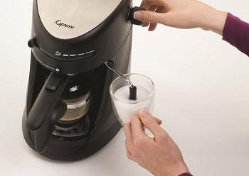 Capresso Espresso Cappuccino Machine