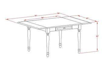 Charlton Home Monza Dining Table
