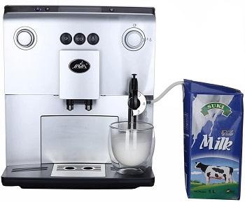 JAVA Automatic Coffee Machine