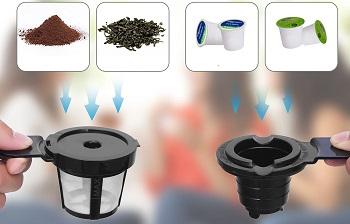 LITIFO Single Serve Coffee Maker