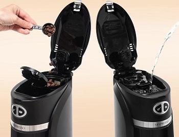 Mixpresso 2In1 Personal Coffee Maker