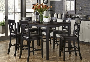 Nadine Counter Height Dining Set